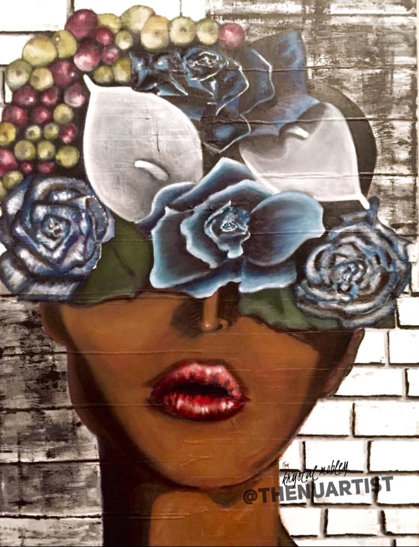 Resilience - Margaret Garner painting