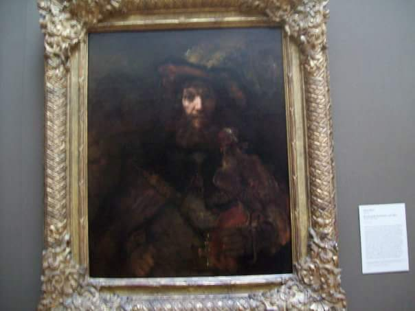 Meeting Rembrandt at The Getty
